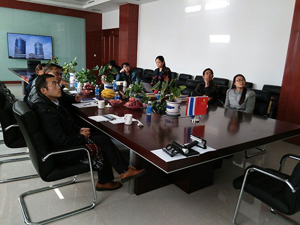 clients from Thailand cooperate with AGICO