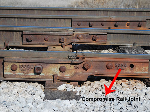 Two Types of Insulated Rail Joint and the Difference of