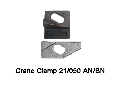Crane Clamp 21/050 AN/BN