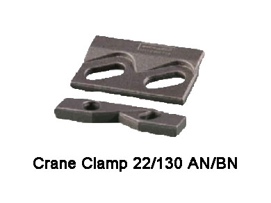 Crane Clamp 22/130 AN/BN