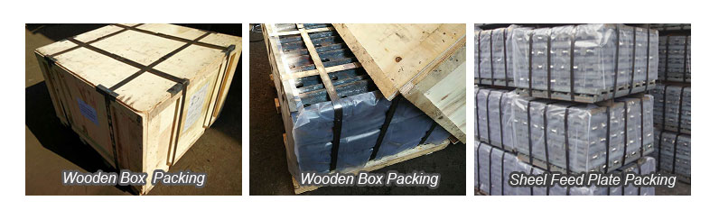 packing of rail joint